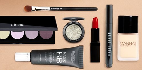 Designer Beauty Essentials Starting at $2