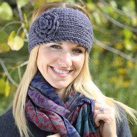 Textured Style: Scarves & Headwraps