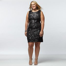 After Eight: Plus-Size Apparel