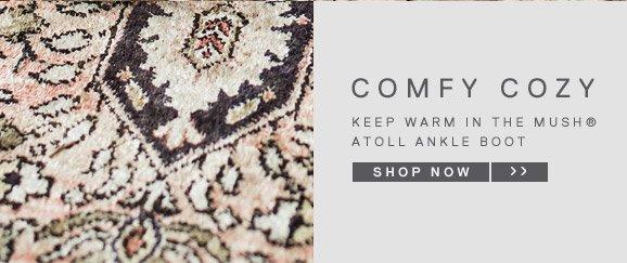Comfy Cozy. Shop Now