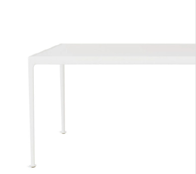 1966 COLLECTION® PORCELAIN DINING TABLE IN STOCK
