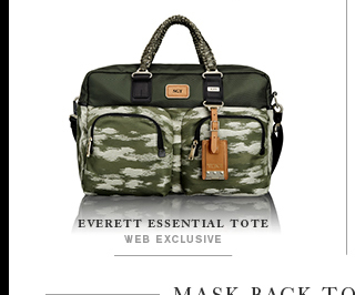 Everett Essential Tote - Shop Alpha Bravo