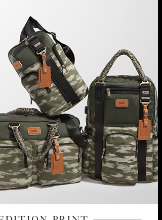 Camouflage Your TUMI - Shop Alpha Bravo
