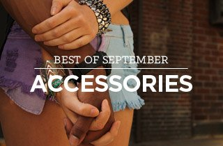 Best Of September: Accessories
