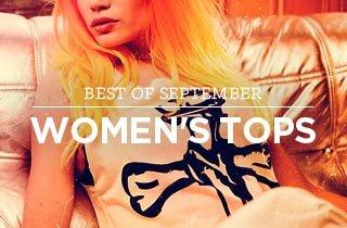 Best Of September: Women's Tops