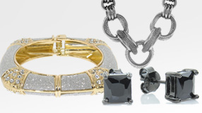 Black and Neutral Jewelry
