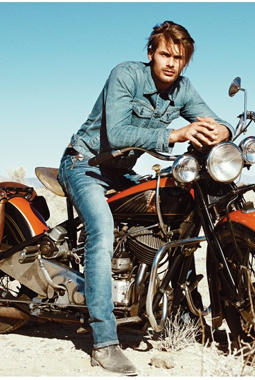 Shop Men's Moto Style