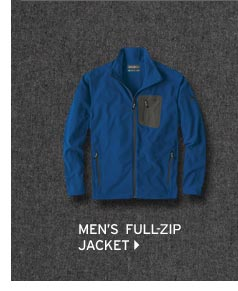 Men's Full-Zip Jacket