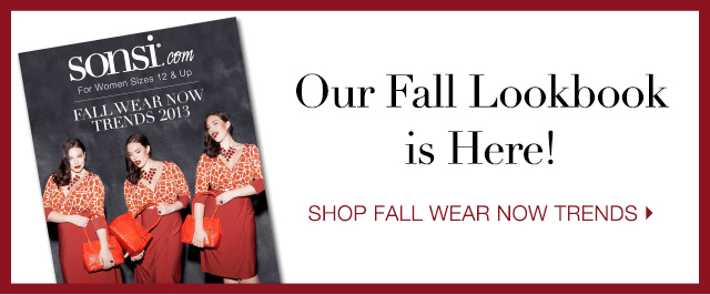 Shop Fall Wear Now Trends
