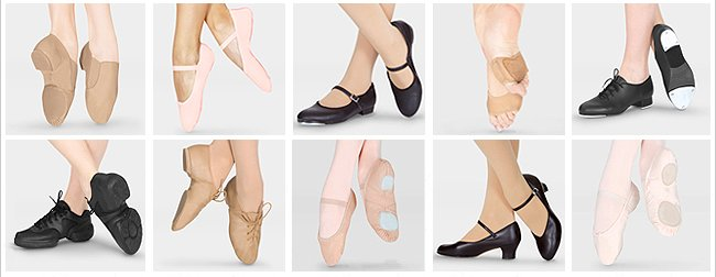 Up to 20% Off All Theatricals Shoes