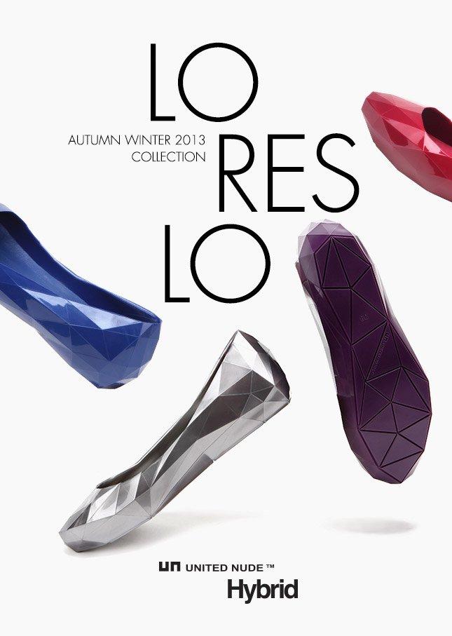 Lo Res Lo | Autumn Winter 2013 Collection