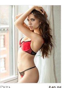 Dita lingerie set