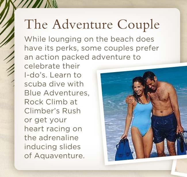 The Adventure Couple