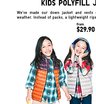 GIRLS ULTRA LIGHT DOWN JACKET