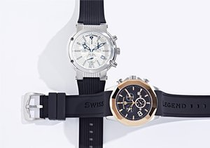 Back to Black: Watches