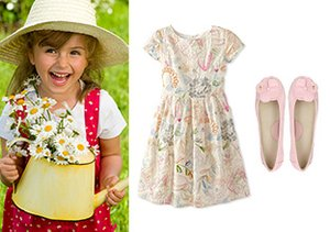 Garden Party: Dresses, Toys & More