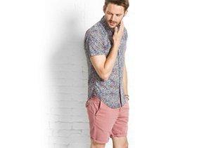 Warm Weather Basics: Shorts & Shirts