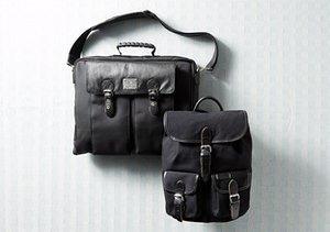 Back to Black: Backpacks, Totes & More