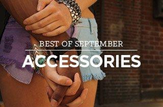 Best Of September: Accessories