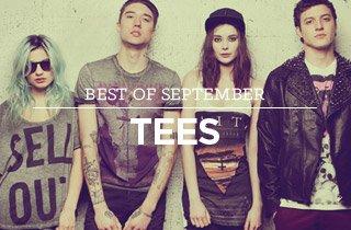 Best Of September: Tees