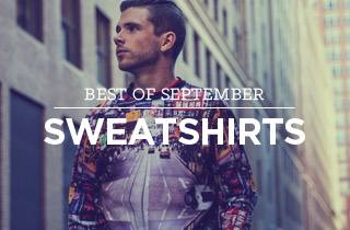 Best Of September: Sweatshirts