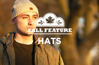 Fall Feature: Hats
