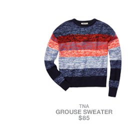 Grouse Sweater