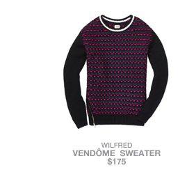 Vendome Sweater