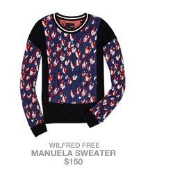 Manueala Sweater