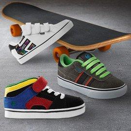 Skater Kicks: Kids' Shoes