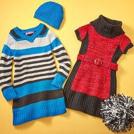 Cherry Stix: Sweater Dresses