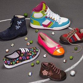 Meet the Brands: Kids' Shoes