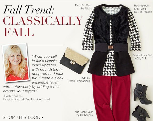Shop Fall Trend: Classically Fall