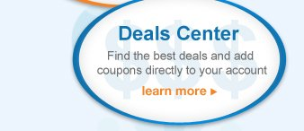 Deals Center | learn more