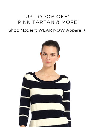 Up To 70% Off* Pink Tartan & More