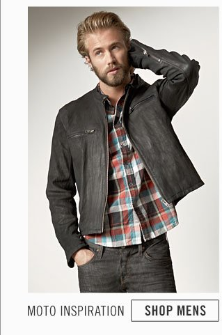 Moto Inspiration - Shop Mens