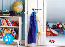 Get Preppy in the Playroom
