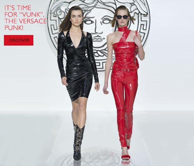 Super Glam Vunk - Women's FW 2013/14 Fashion Show