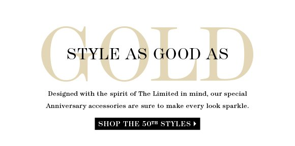 SHOP THE 50TH STYLES