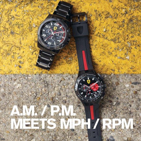 A.M. / P.M. MEETS MPH / RPM