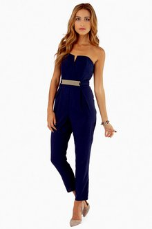 WHAT A WAIST JUMPSUIT 44