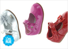 Baby Steps Dressed-Up Shoes for the Littlest Ones