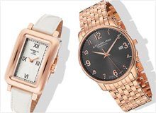 Switch Up Your Look The Rose Gold Watch