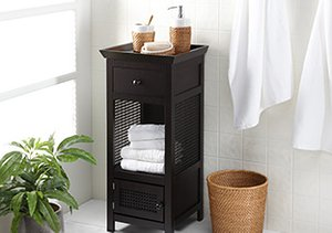 Bathroom Furniture & Storage