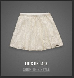 LOTS OF LACE SHOP THIS STYLE