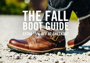 Shop EXTRA 15% Off: Fall Boot Guide