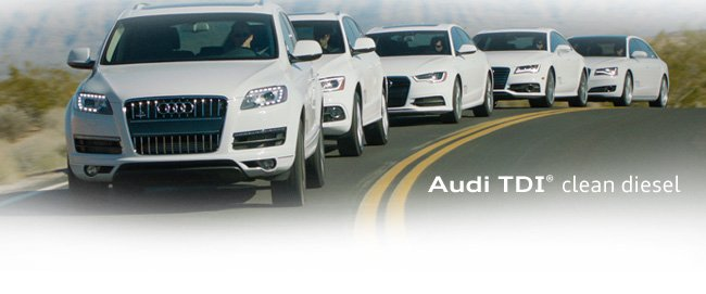 Learn more about Audi TDI® clean diesel technology
