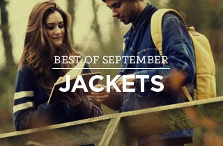 Best Of September: Jackets