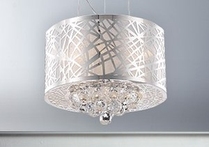 Fixtures by Crystal Lighting
