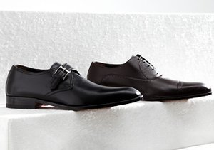 Style Staple: Dress Shoes